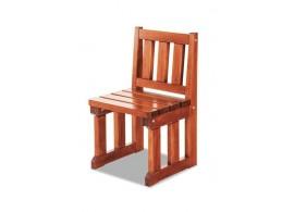 Zahradní židle - křeslo MARKETA, masiv dub