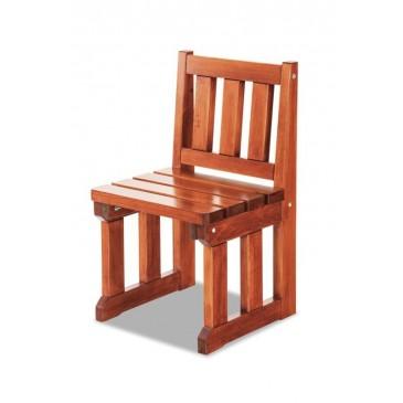 Zahradní židle - křeslo MARKETA, masiv borovice