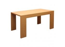 Jídelní stůl 150x80 - SR114, buk, olše, merano, wenge