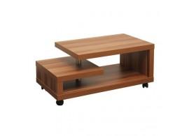 Moderní konferenční stolek 110x55 - KR119, lamino