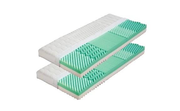 Matrace ELIS 1+1 zdarma 90x200, sendvičová