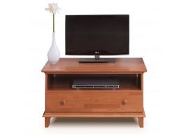 TV stolek z masivu K831/BC SOLITÉR, masiv buk