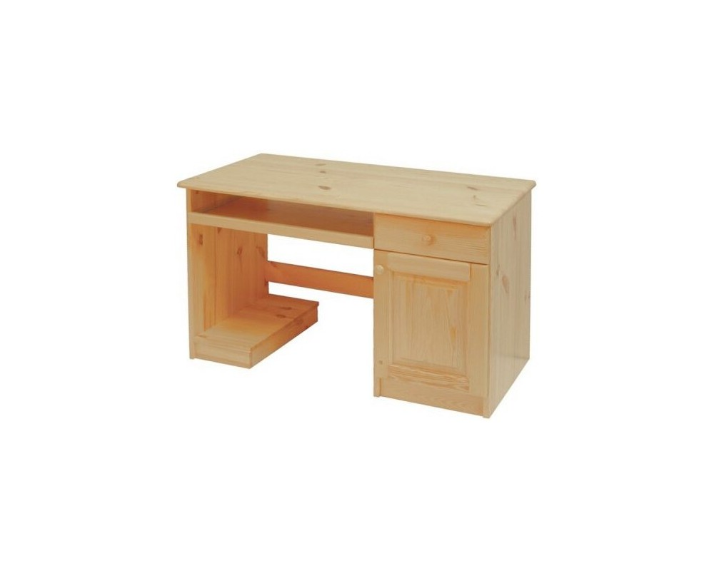 Psací stůl BR042, masiv borovice