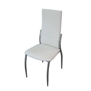 Jídelní židle IA3014, kov/čalounění