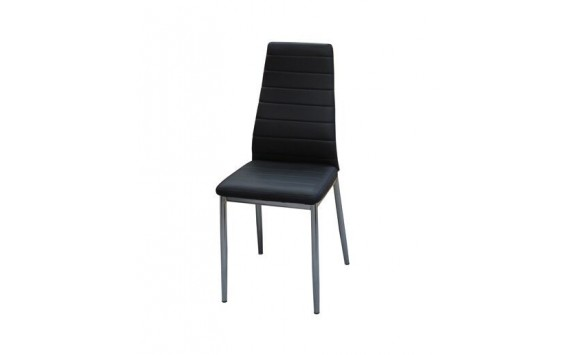 Jídelní židle do kuchyně IA3008, černá