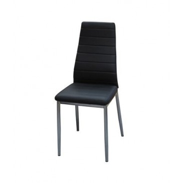 Jídelní židle IA3008, kov/čalounění