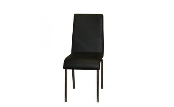 Jídelní židle do kuchyně IA3054, černá