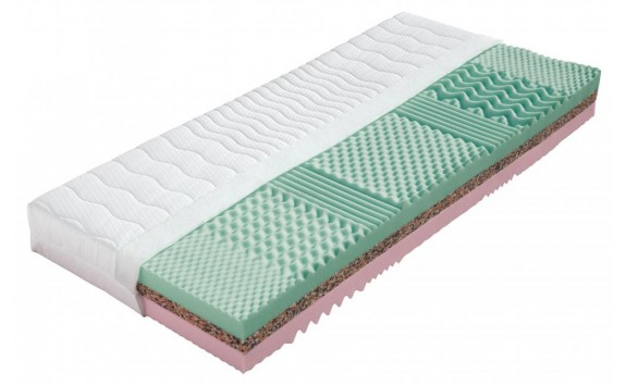 Zdravotní matrace do postele LIMA - Akce !
