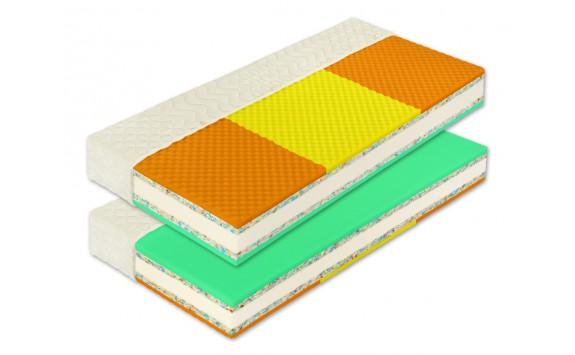 Zdravotní sendvičová matrace HEUREKA PLUS , 1+1 zdarma