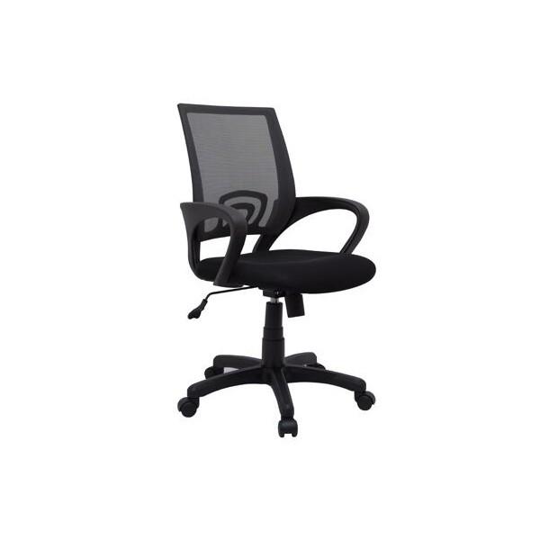Židle k počítači IAK93, černá