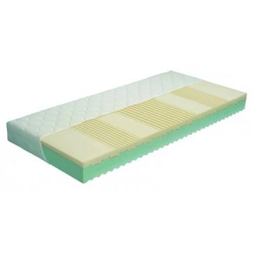Zdravotní matrace PALERMO 120x200, PUR pěna