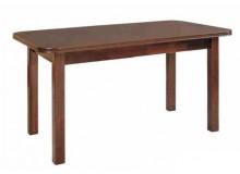 Rozkládací jídelní stůl 140x80 WENUS P2, buk, dub, olše, ořech
