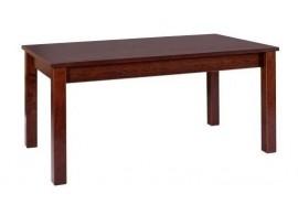 Rozkládací jídelní stůl MODENA 4, masiv/ dýha, 160x90 cm