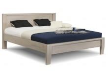 Masivní postel ERIKA senior, jádrový masiv buk
