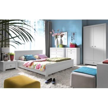 Moderní ložnice Milano, bílá