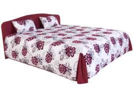 Čalouněná postel s úložným prostorem LOUISIANA 180x200