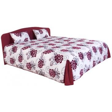 Čalouněná postel s úložným prostorem Acapulco 180x200