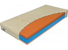 Matrace Airspring Memory, 160x200, líná pěna 22cm