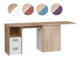 Rohový psací stůl Kity