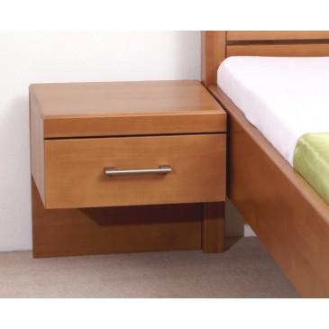 Noční stolek CATHRIN, masiv buk