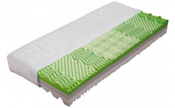 Matrace Leona 1+1, sendvičová, 22 cm