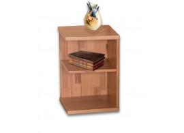 Noční stolek rohový Erin, masiv buk