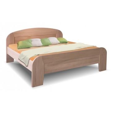 Zvýšená postel z masivu Sam, 160x200, 180x200, masiv buk