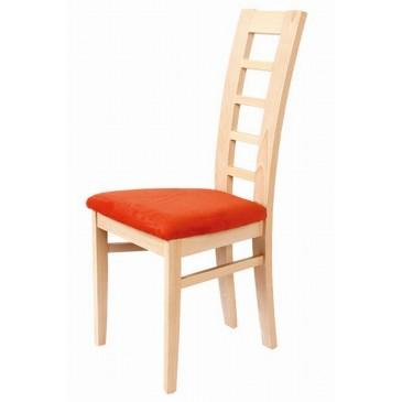 Moderní jídelní židle do kuchyně ZR44 - buk, olše, wenge