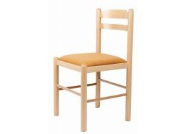 Jídelní židle Irma, masiv