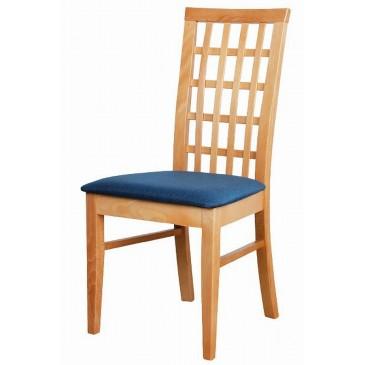 Moderní jídelní židle do kuchyně ZR73 - buk, olše, wenge