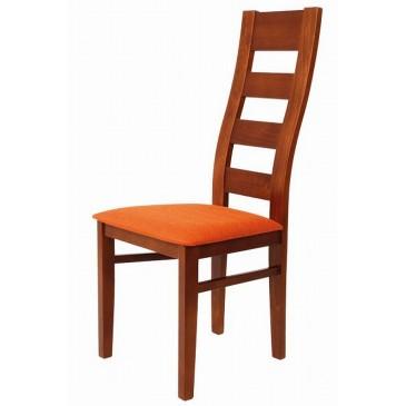 Moderní jídelní židle do kuchyně ZR85 - buk, olše, wenge