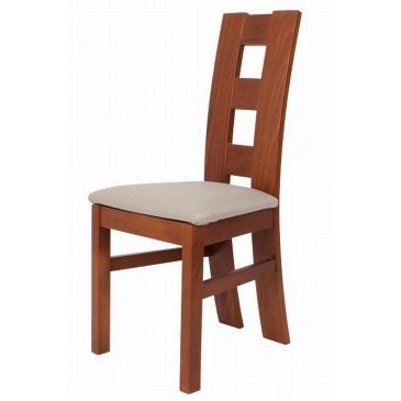 Moderní jídelní židle do kuchyně ZR90 - buk, olše, wenge