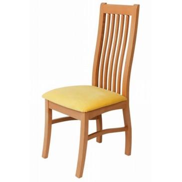 Jídelní židle do kuchyně ZR63 - buk, olše, wenge