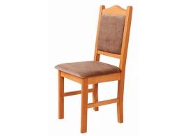 Jídelní židle do kuchyně ZR64 - buk, olše, wenge