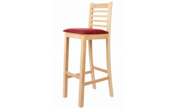 Barová židle ZR87 - buk, olše, wenge