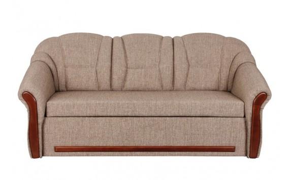 Rozkládací pohovka s úložným prostorem PR-017 - pro tři osoby, 190 cm