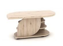Moderní konferenční stolek 110x50 - KR125, lamino