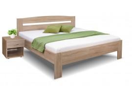 Jednolůžková postel Maria 140x200, lamino