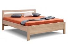 Manželská postel dvoulůžko KARLO, lamino, 160x200, 180x200 cm