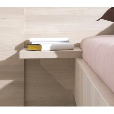 Noční stolek závěsný L21