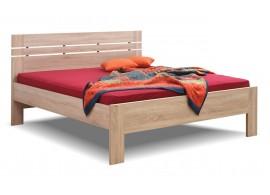 Manželská postel dvoulůžko Ella Lux, lamino, 160x200, 180x200 cm