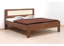 Manželská postel Denerys Star, lamino, 160x200, 180x200 cm