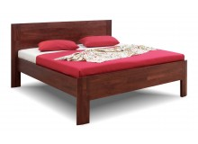 Zvýšená postel z masivu ELLA Family, masiv buk