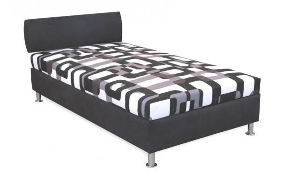 f69efa3e8203 Čalouněná postel s úložným prostorem Tamara