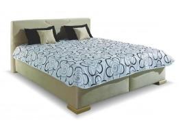 Čalouněná postel s úložným prostorem ACERO