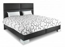Čalouněná postel s úložným prostorem SENTI