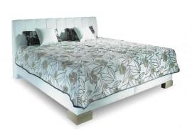 Čalouněná postel s úložným prostorem CASSA