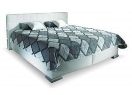 Čalouněná postel s úložným prostorem LIBRO