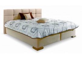 Čalouněná postel s úložným prostorem LASTRA