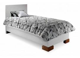 Čalouněná postel s úložným prostorem Quatro